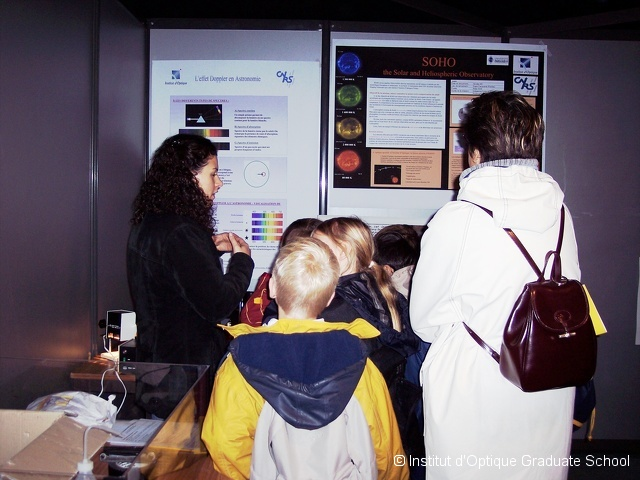 Fête de la science 2004